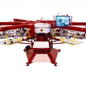 electric-automatic-screen-printing-press